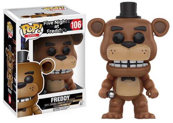 #106 - Five Nights at Freddy's - Freddy | Popito.fr