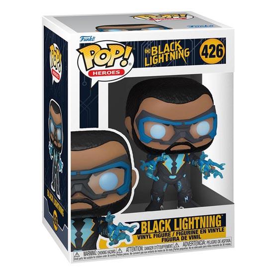 #426 - Black Lightning - Black Lightning   Popito.fr