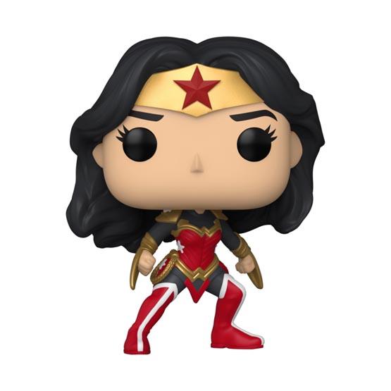 #406 - Wonder Woman 80th anniversary - Wonder Woman (A Twist of Fate)   Popito.fr