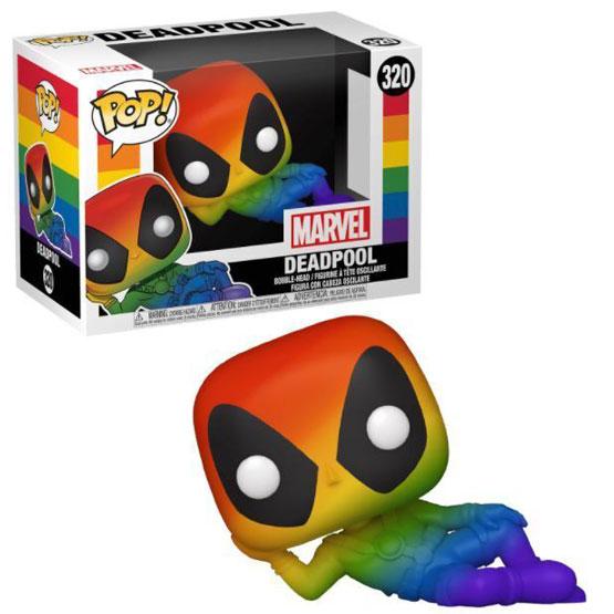 #320 - Pride - Deadpool | Popito.fr