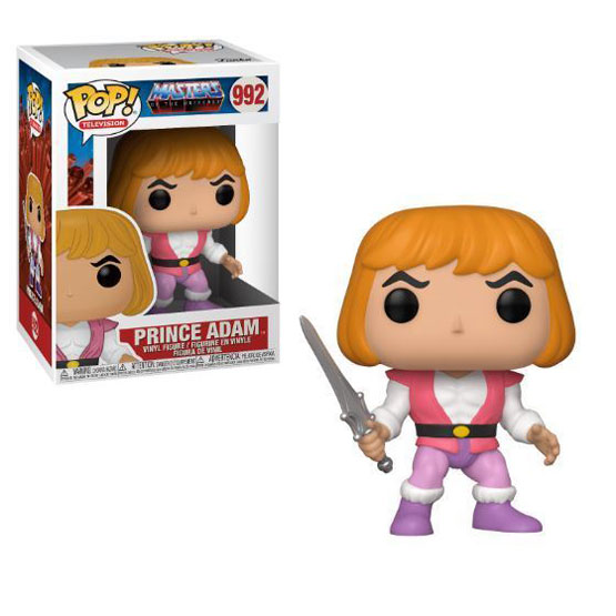 #992 - Masters of the Universe - Prince Adam | Popito.fr